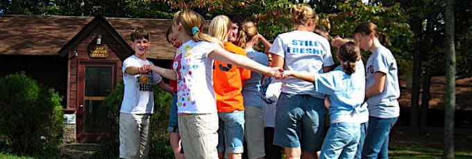 click to see more picture from camp hanover 2008